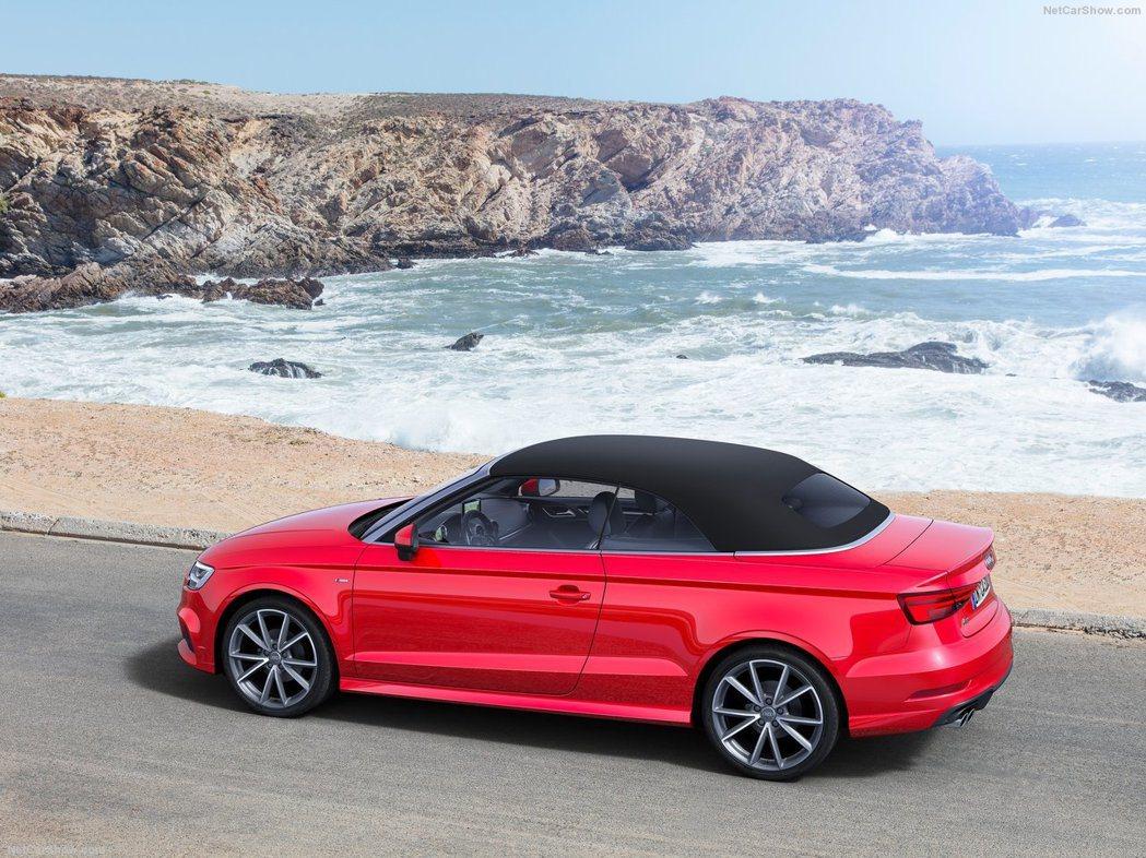 A3 Cabriolet將不再導入美國。 摘自Audi