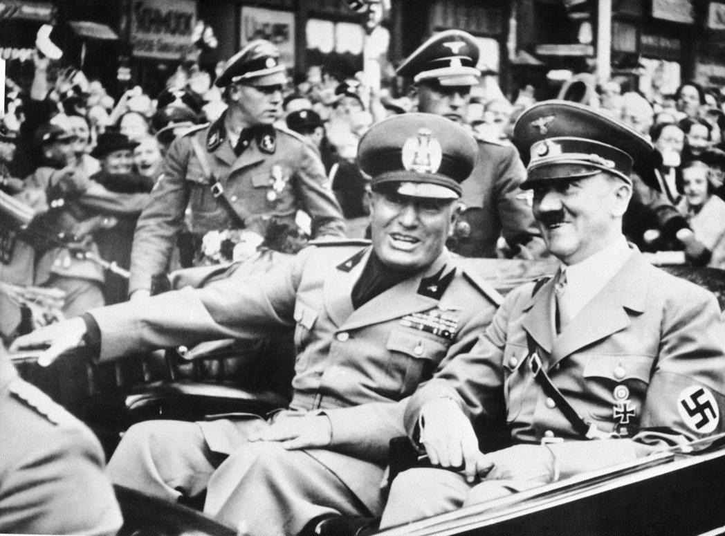 因為二戰中納粹德國的暴行太過出格,墨索里尼和義大利法西斯主義的興起,每每被中文世...