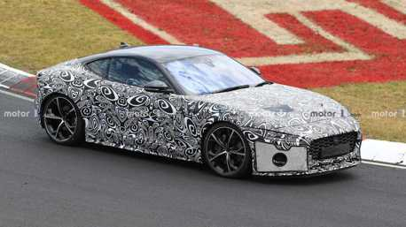 影/小改款Jaguar F-Type真的在測試BMW的V8引擎嗎?