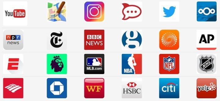 ▲ Librem 5具有多款原生App,並支援HTML 5網頁版App。