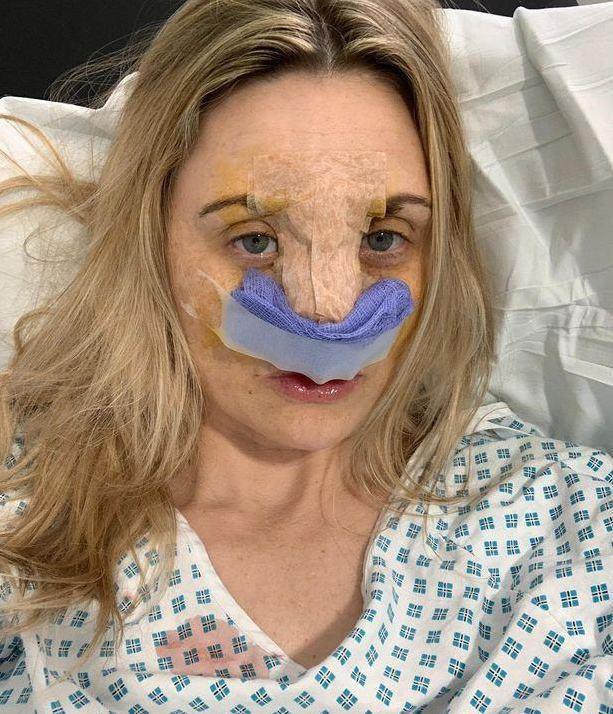 英國37歲母親·貝盧奇早前以患有抑鬱症為名,向NHS取得7000英鎊,但她卻用這...