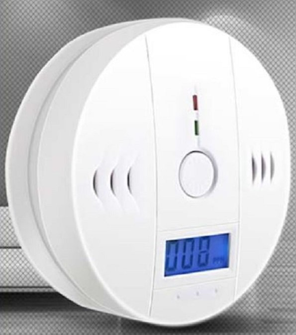 一氧化碳警報器,原價980元、松果購物特價399元。圖/松果購物提供