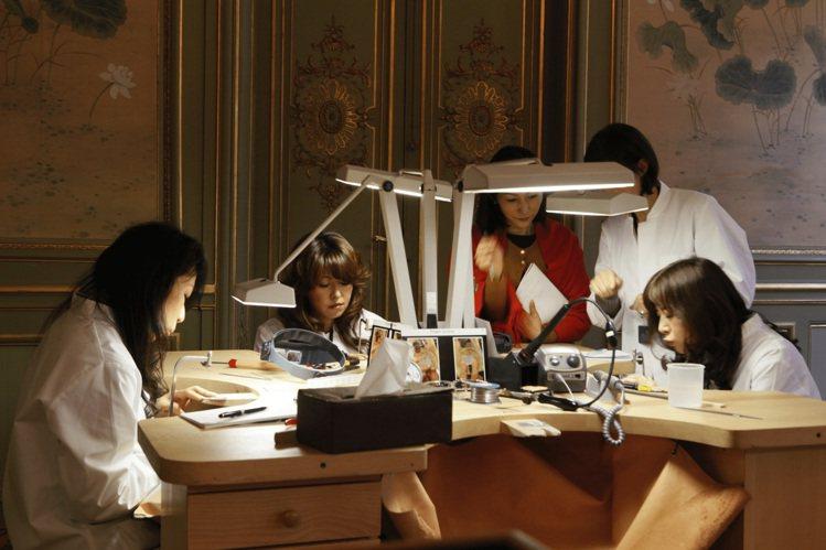 梵克雅寶珠寶藝術學院「L'ÉCOLE」今秋將於香港開設亞太區分校。圖/梵克雅寶...