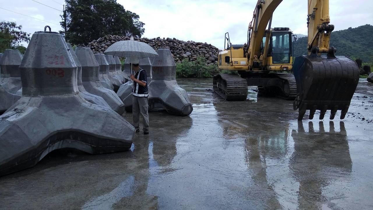 針對利奇馬強颱可能帶來豐沛的雨量,造成轄內造成蘭陽溪上游台7線公路運輸中斷,形成...