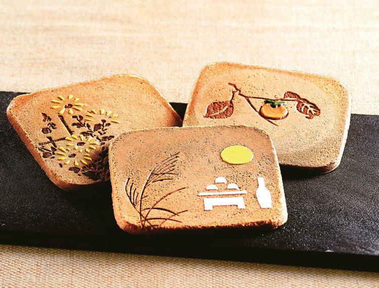銀座松崎煎餅禮盒,售價1,100元,限量800盒。圖/新光三越提供