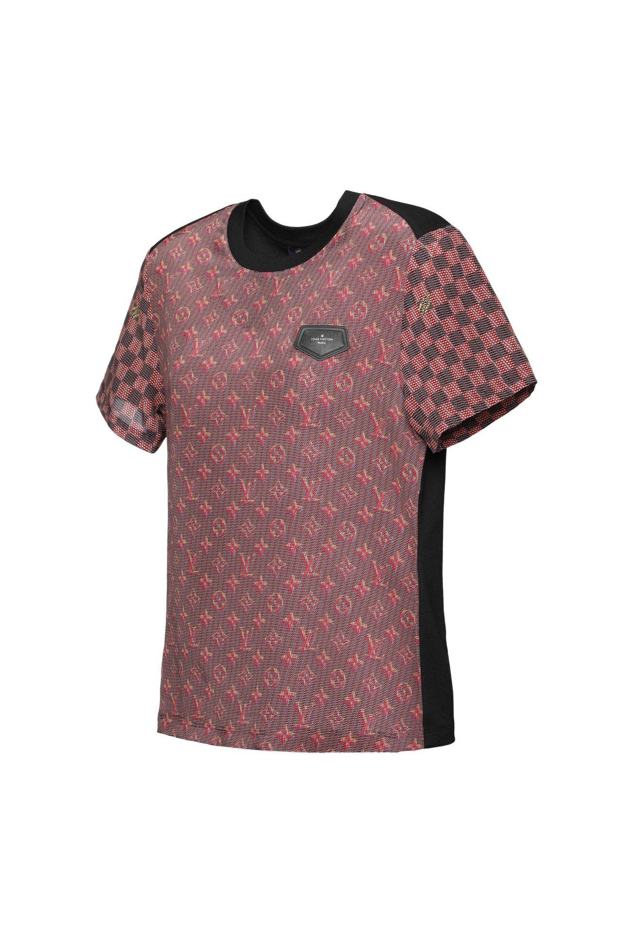 全球獨賣LV Pop T恤,售價25,000元。圖/LV提供