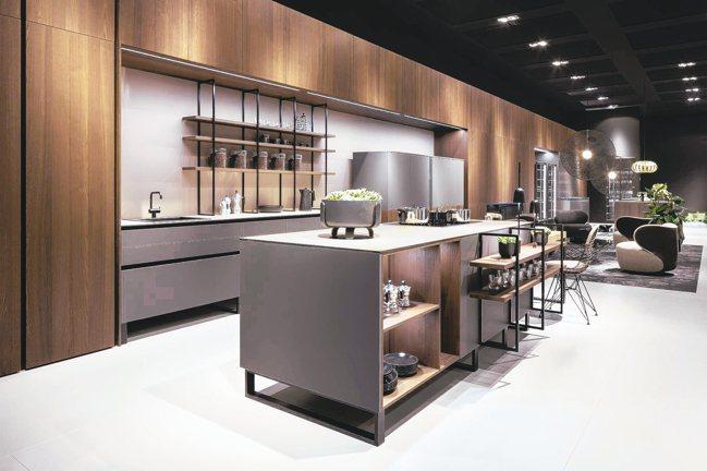 ●德國頂級廚具品牌LEICHT,「Barista」系列廚具,5,000,000元...