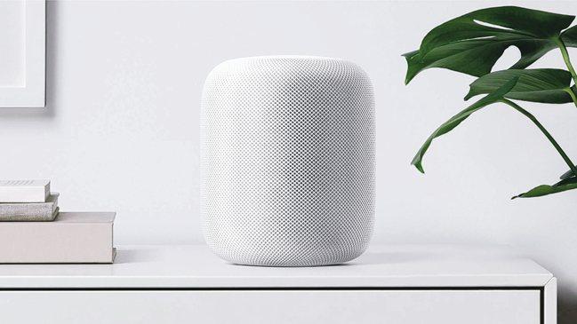 Apple HomePod,建議售價9,900元。小巧外型內藏不同功能的喇叭、麥...