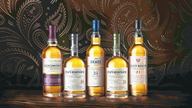 蘇格蘭威士忌領導品牌Chivas Brothers首度推出該品牌目前最豪華的單一...