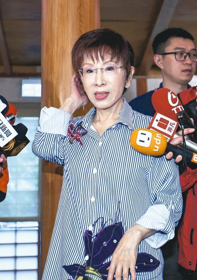 國民黨前主席洪秀柱已遷戶籍到台南,準備參選立委挑戰民進黨鐵票區。她並表示這次大選...