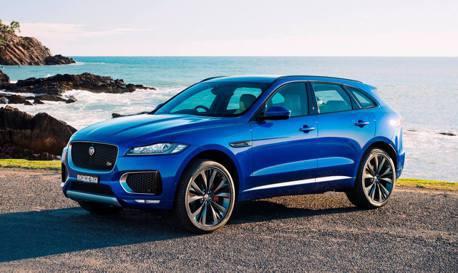 F-Pace限量升級5年原廠保固 Jaguar Land Rover八月優惠方案開跑