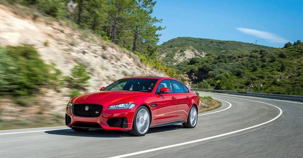 Jaguar XF 性能轎跑限量典藏 199 萬起。