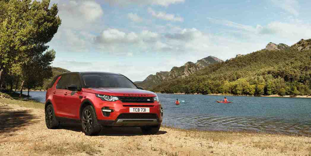 Discovery Sport 限量 188 萬起。