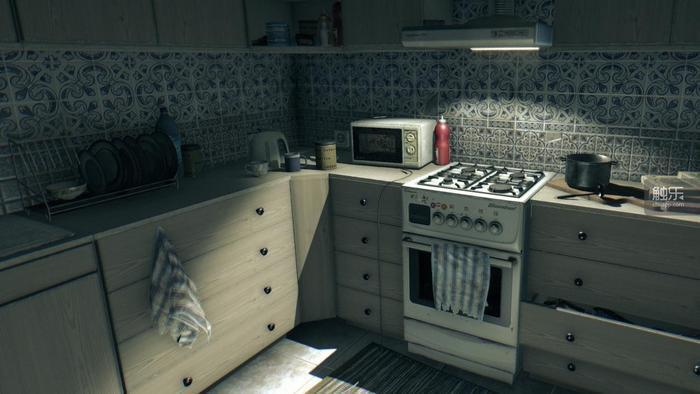同理,這些廚房裡的細節也很溫馨。