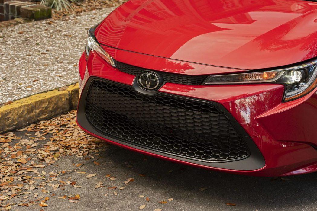 Toyota今年上半年於北美銷量下滑3.6%,共售出1,016,373輛。圖為美...