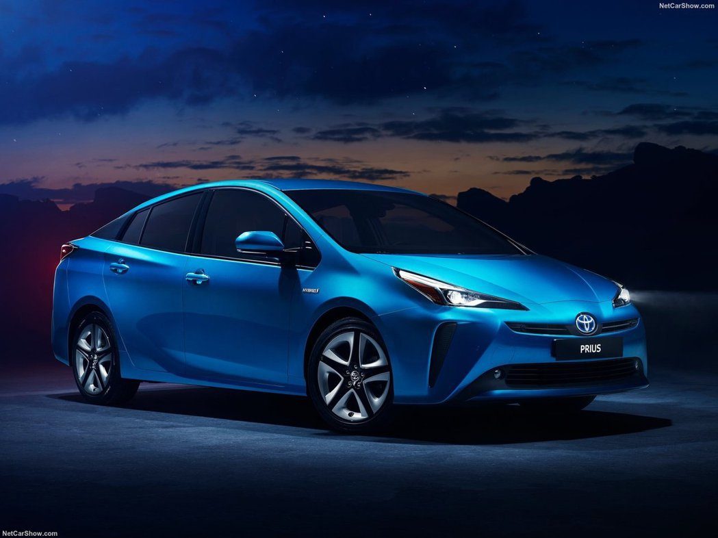 Toyota Prius雖然推出小改款式樣,但今年在北美銷售仍出現超過30%以上...