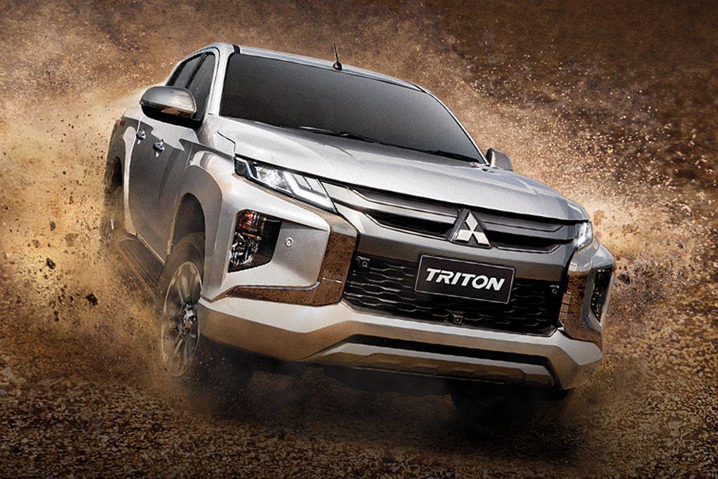 泰國是三菱汽車最重要的海外生產據點,去年外銷就佔總生產額度的80%。 圖/Mit...