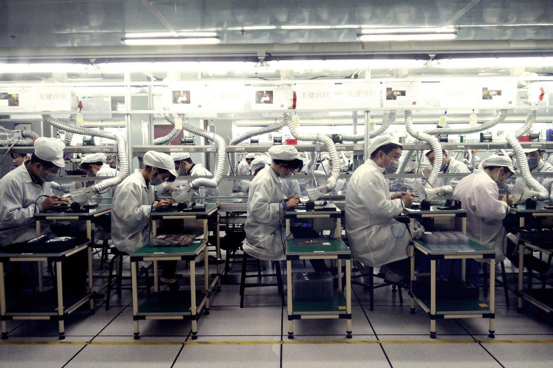 由於中國國內普遍且不斷惡化的缺工問題,派遣工的數量、薪資條件與配合狀況,也都拉低...