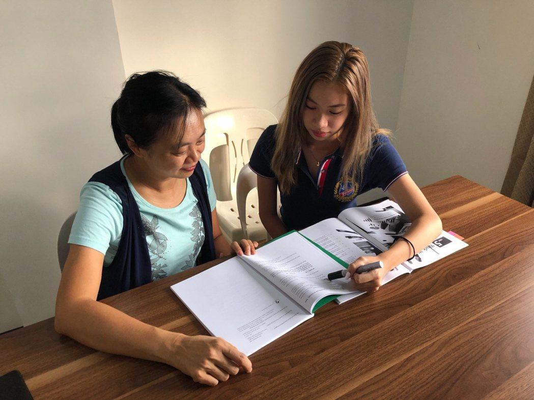 Formosa English Education Center採取一對一教學。...