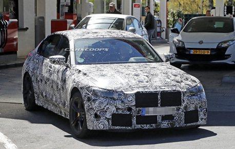 新世代BMW M3將擁有480hp!並配置四驅系統