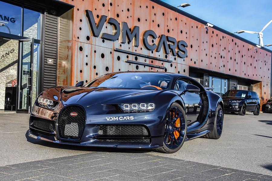 Bugatti Chiron買家會覺得1,500萬的選配太貴嗎?