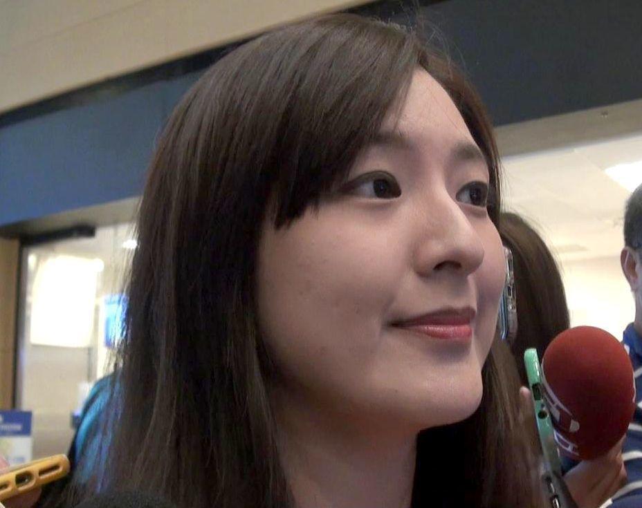 國民黨總統提名人韓國瑜的競選辦公室發言人何庭歡專責回應媒體有關國政問題的提問。記...