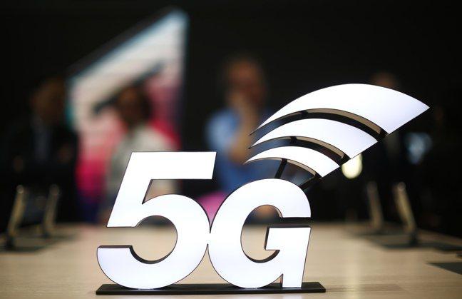 5G。美聯社