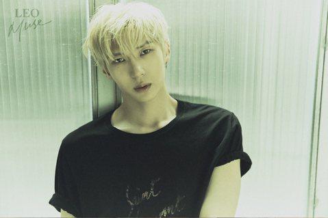韓國人氣團體「VIXX」主唱LEO將於24日晚間在ATT SHOW BOX大直舉辦「LEO 1st CONCERT [MUSE] IN TAIPEI」個人演唱會,為此他特地用中文寫下問候,跟粉絲們相...