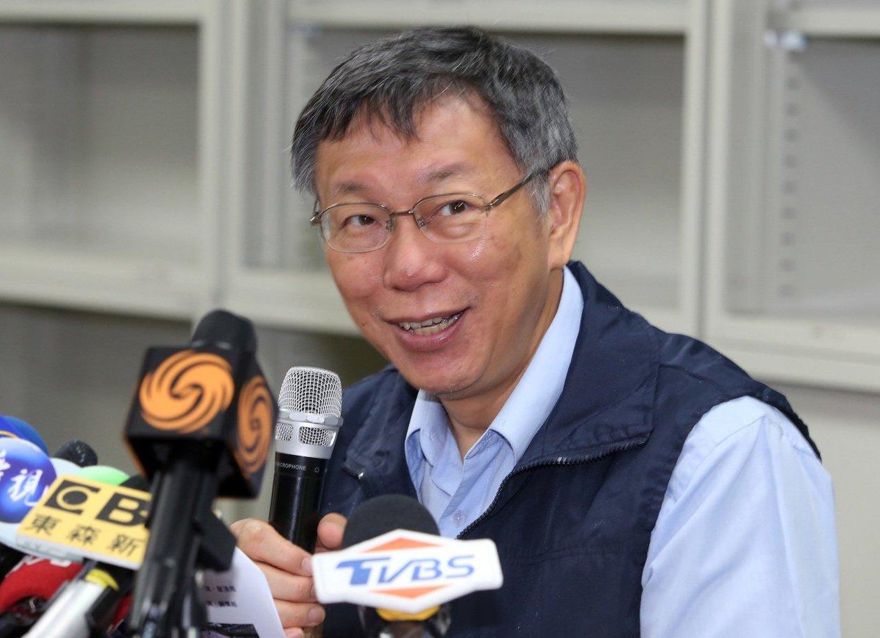 台北市長柯文哲近來動輒「撿到槍」,不僅頻頻砲轟民進黨政府,更時不時酸一下高雄市長...