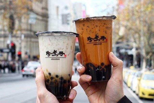 加了政治味的奶茶,有比較好喝嗎?