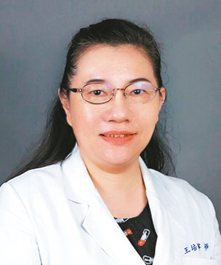 台北榮總神經醫學中心主治醫師王培寧。圖/王培寧醫師提供
