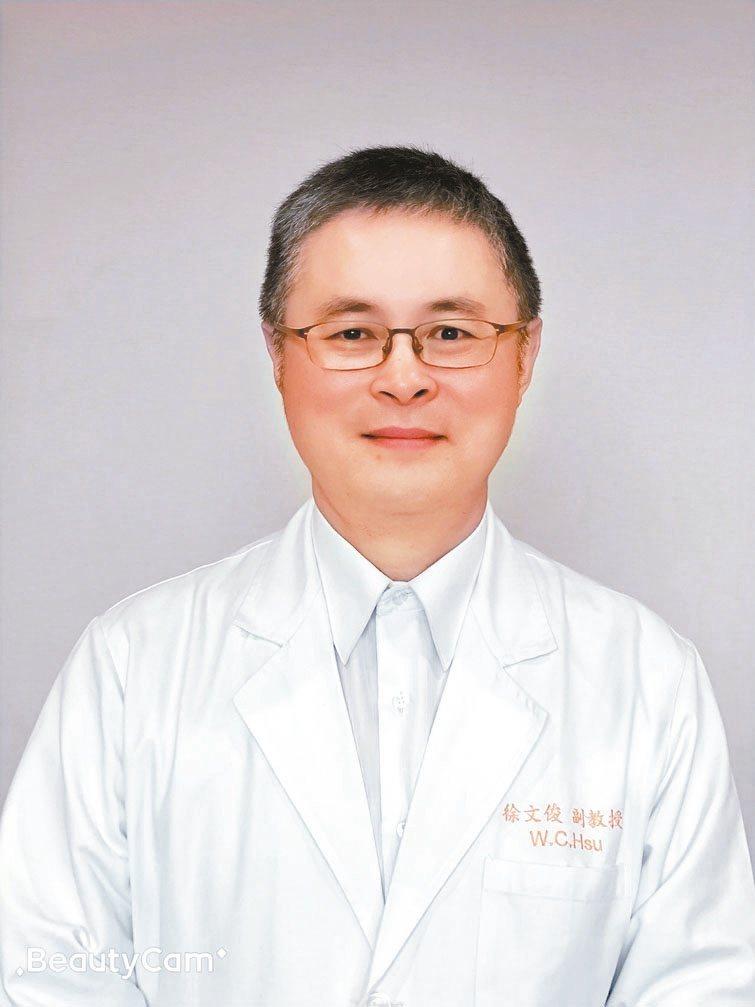 林口長庚醫院神經內科部失智症科主任徐文俊。圖/徐文俊醫師提供
