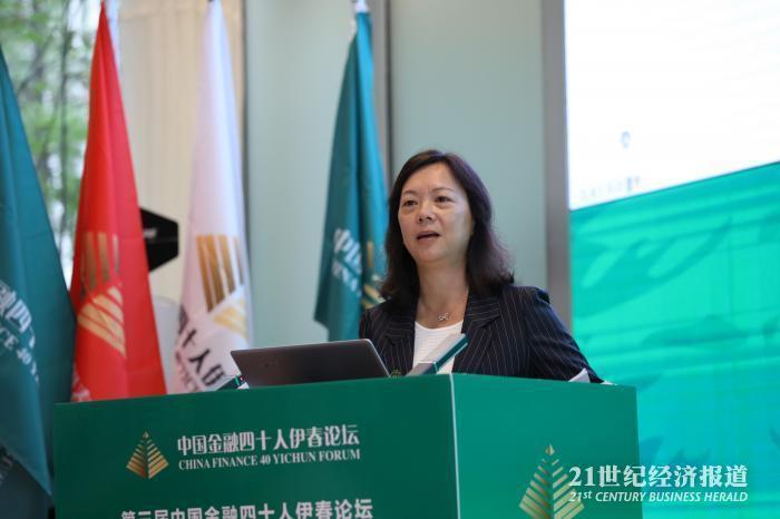 中國人民銀行國際司司長朱隽。圖:21世紀經濟報導
