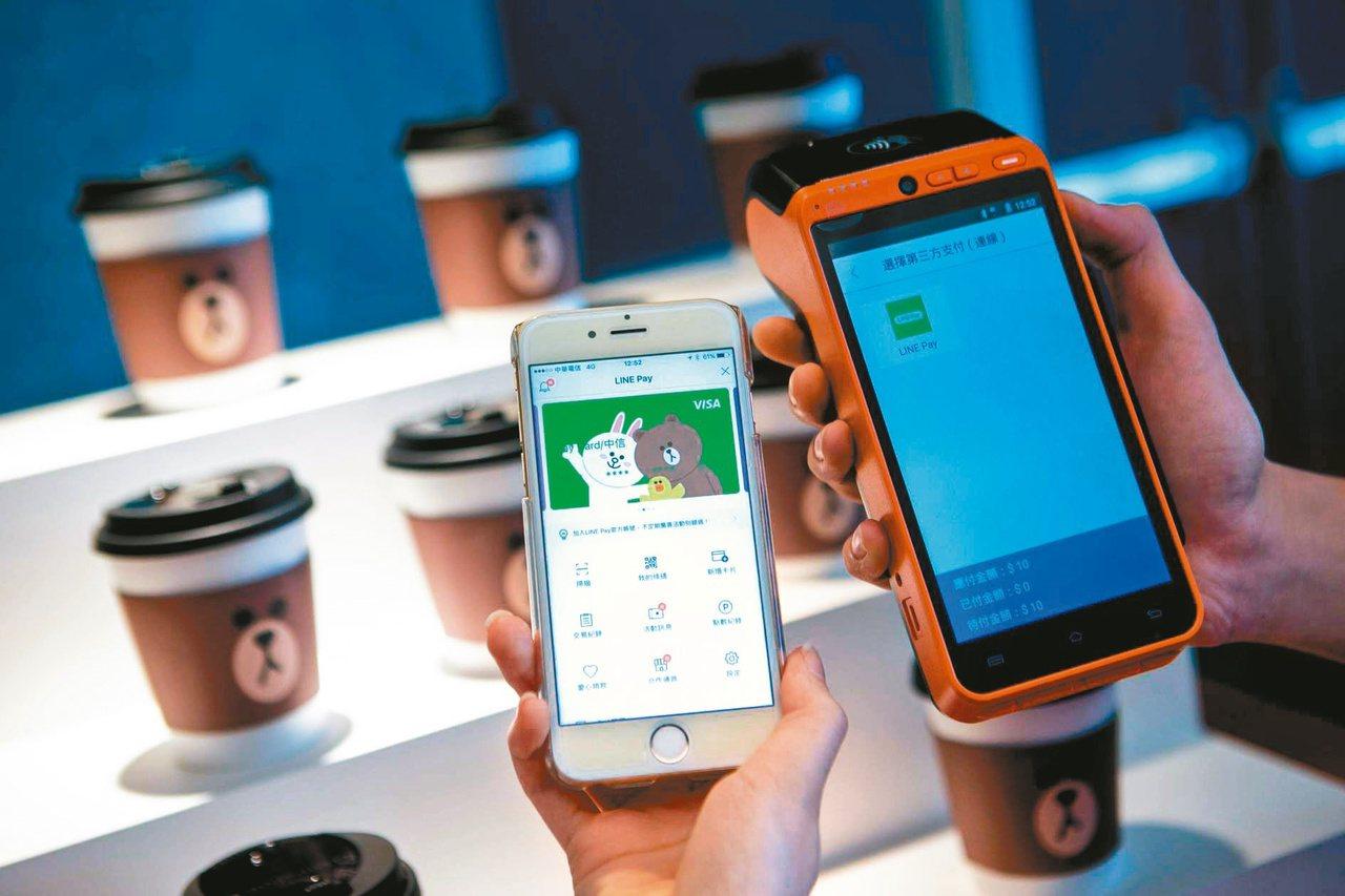 金管會推動電子支付、電子票證整併。圖/聯合報系資料照片