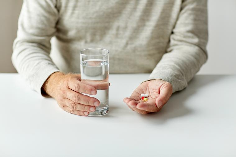 一些女性痛風與服利尿劑有關。 圖/ingimage