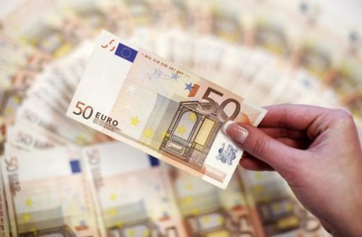 歐元雖不樂觀,但沒有新興貨幣那麼慘。 (路透)