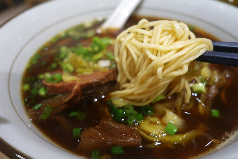 代表台灣味的牛肉麵。示意圖/ingimage