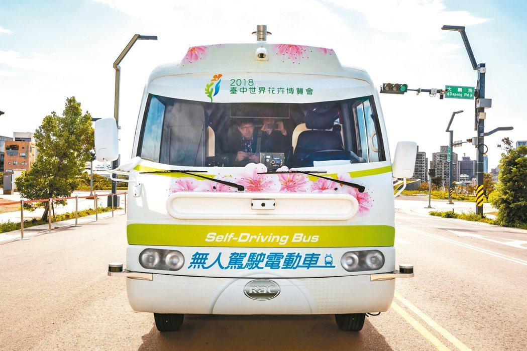 工研院期望透過合作、技轉等方式,協助對自駕車、AI有興趣的台灣廠商提升相關生產技...