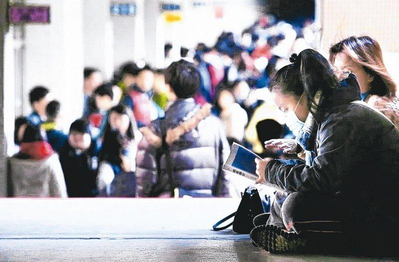 家長質疑大學甄試恐淪黑箱作業。 圖/聯合報系資料照片