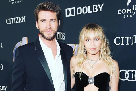 麥莉(Miley Cyrus)與「雷神弟」連恩漢斯沃(Liam Hemsworth)去年底才結婚,不過如今傳出兩人離婚的消息,結束這短短8個月的婚姻。麥莉11日透過工作人員發出聲明,宣布與連恩漢斯沃...