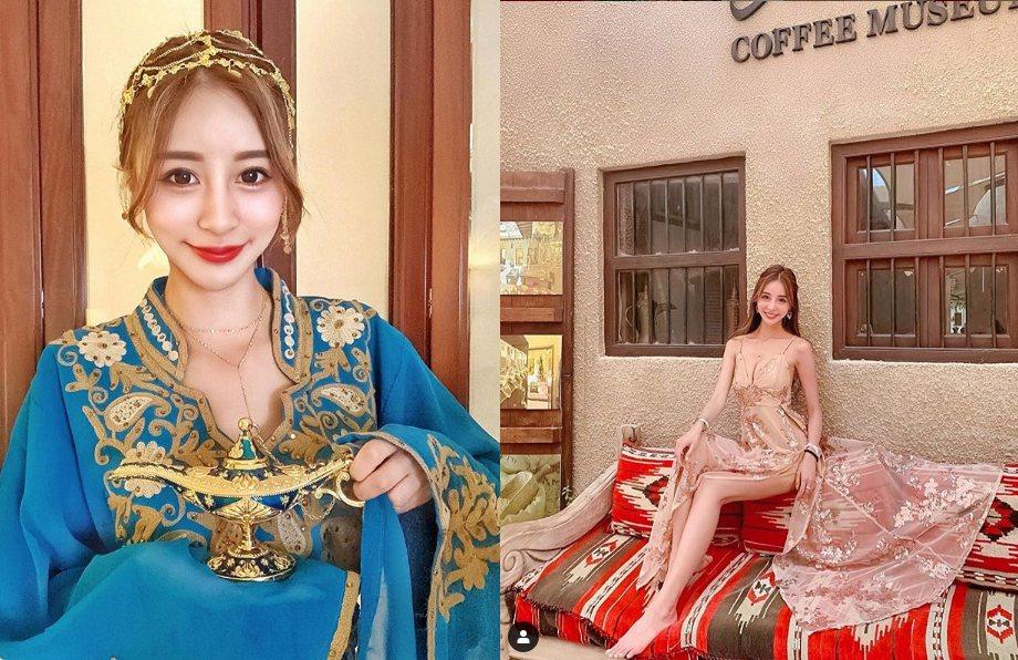 說到東吳大學,不得不提到從國外紅回台灣的虎航空姐Rita,被日本媒體稱為「千年難得一遇的美女」,精緻五官吸引不少乘客朝聖,就希望搭機時能遇到心目中的夢幻女神。擷自IG