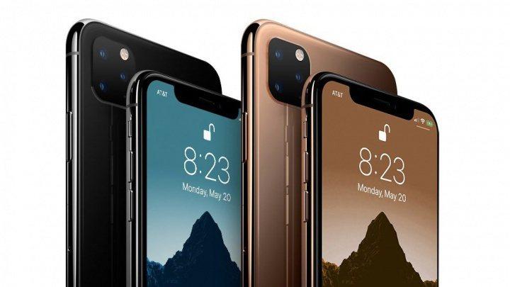 國外科技網站爆料,新的三款iPhone可能會依照不同等級命名,從高階依序為「iPhone 11 Pro」、「iPhone 11」、「iPhone 11R」。 圖擷自macrumors.com