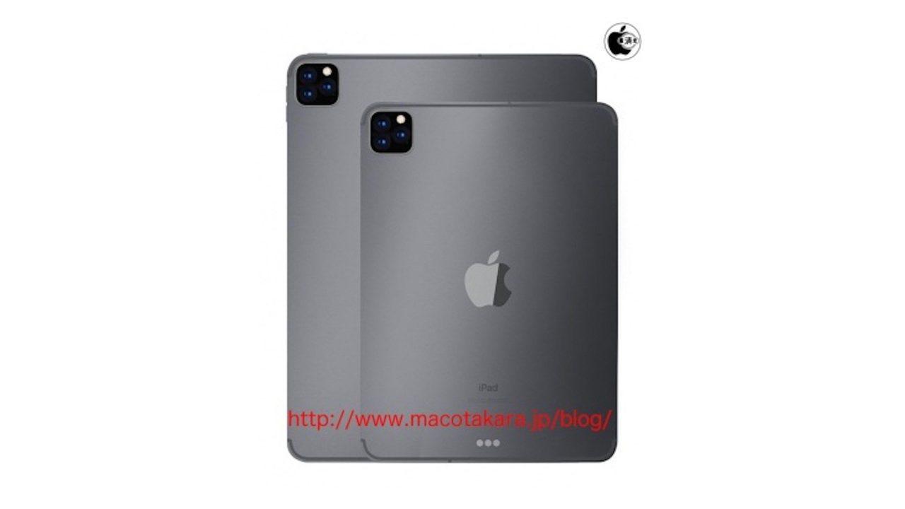 「Macotakara」從大陸供應商獲得消息表示,新一代的2019年款iPad ...