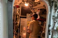 海軍偵潛王牌拖曳聲納室首曝光 台灣海峽不適用