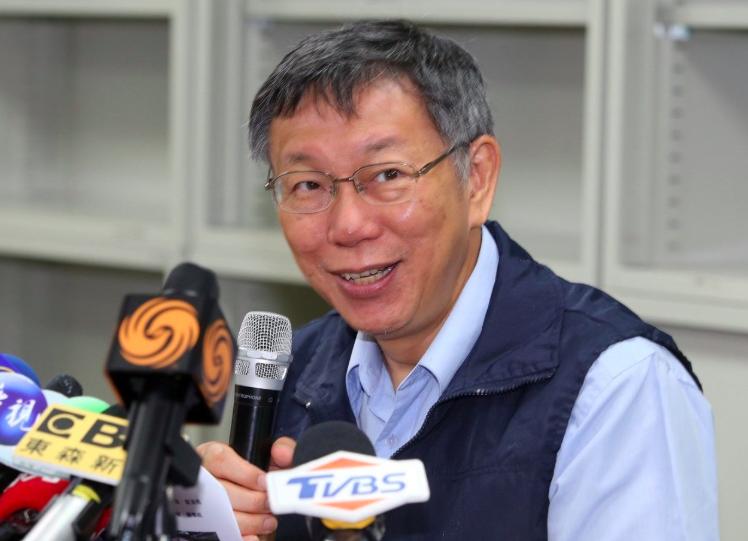 柯幕僚表示,柯郭王合作與否?應不會拖過八月中。圖/本報資料照片