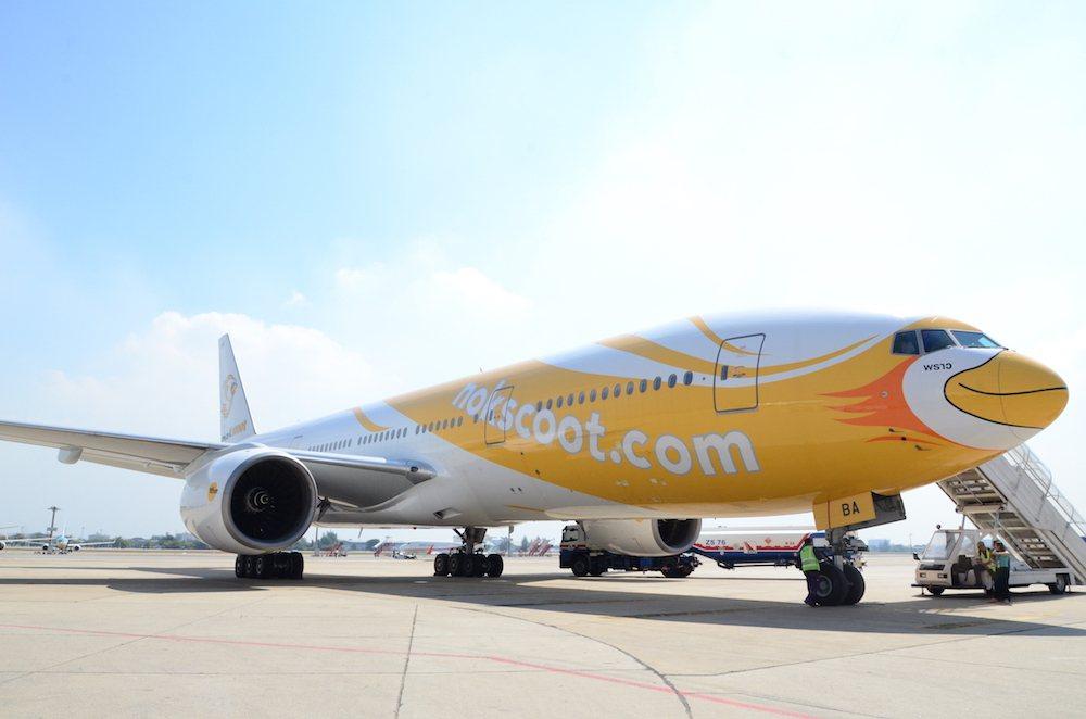 酷鳥航空推出台北飛曼谷單程優惠最低1,800元有找。圖/酷鳥航空提供