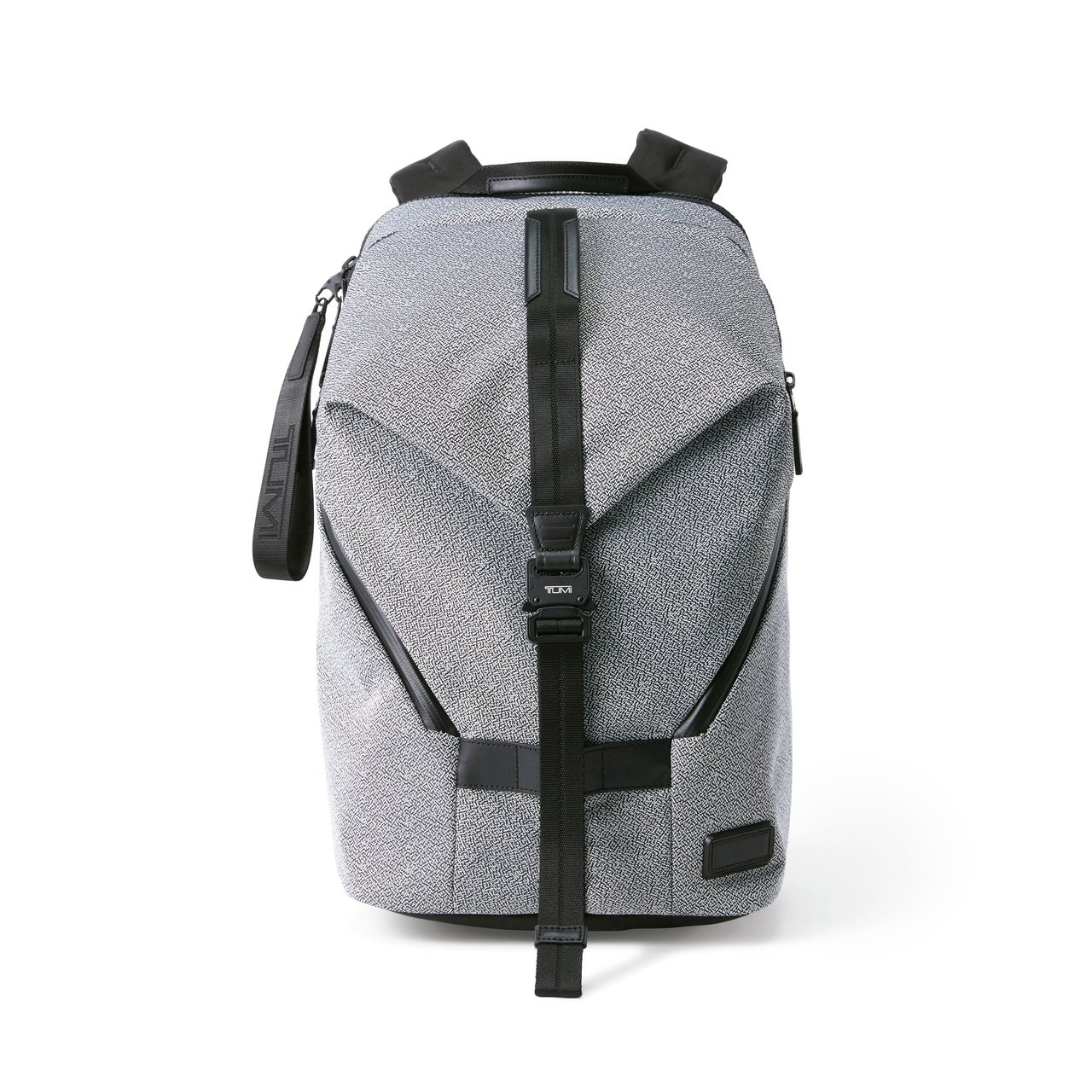 TUMI Tahoe系列沙色Finch後背包,19,600元。圖/TUMI提供