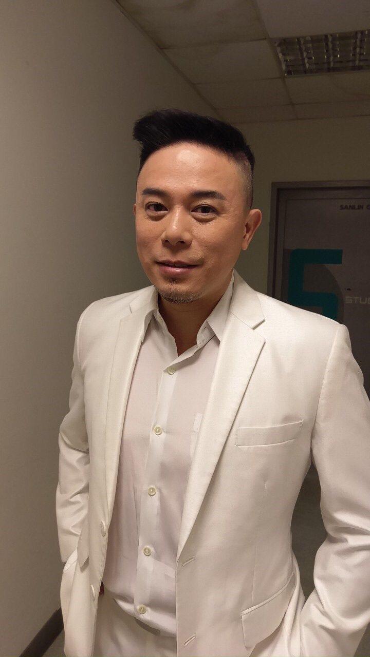 擺脫性侵陰霾,馬幼興重回「戲說台灣」劇組,事業重新出發。 圖/馬幼興提供