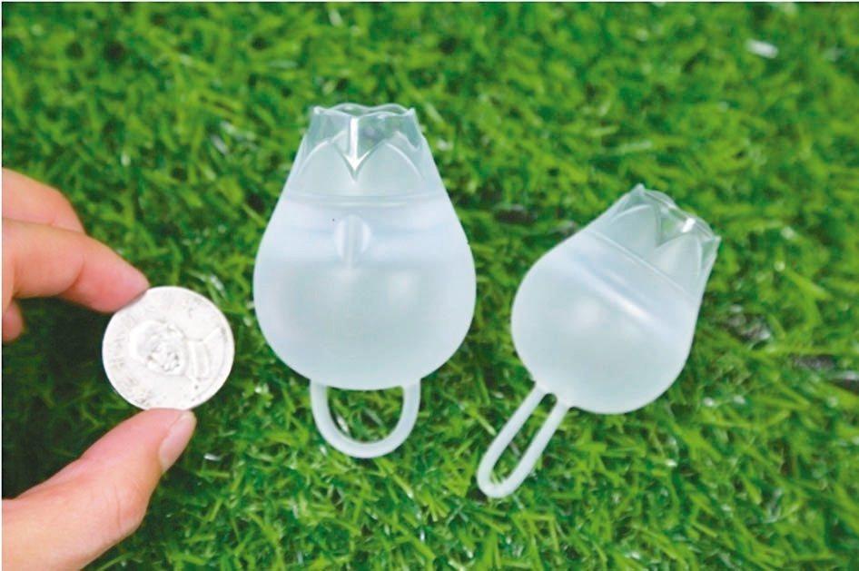 醫生指出,月亮杯最好5至6小時就換洗一次,降低感染風險。 圖/聯合報系資料照片