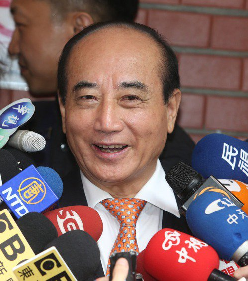 王金平表示尚未收到與柯、郭會面的邀約。 聯合報系資料照/記者曾吉松攝影